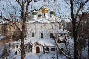 Сретенский монастырь-2