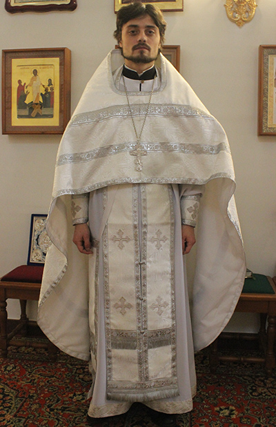 Иерей Валерий Астанов