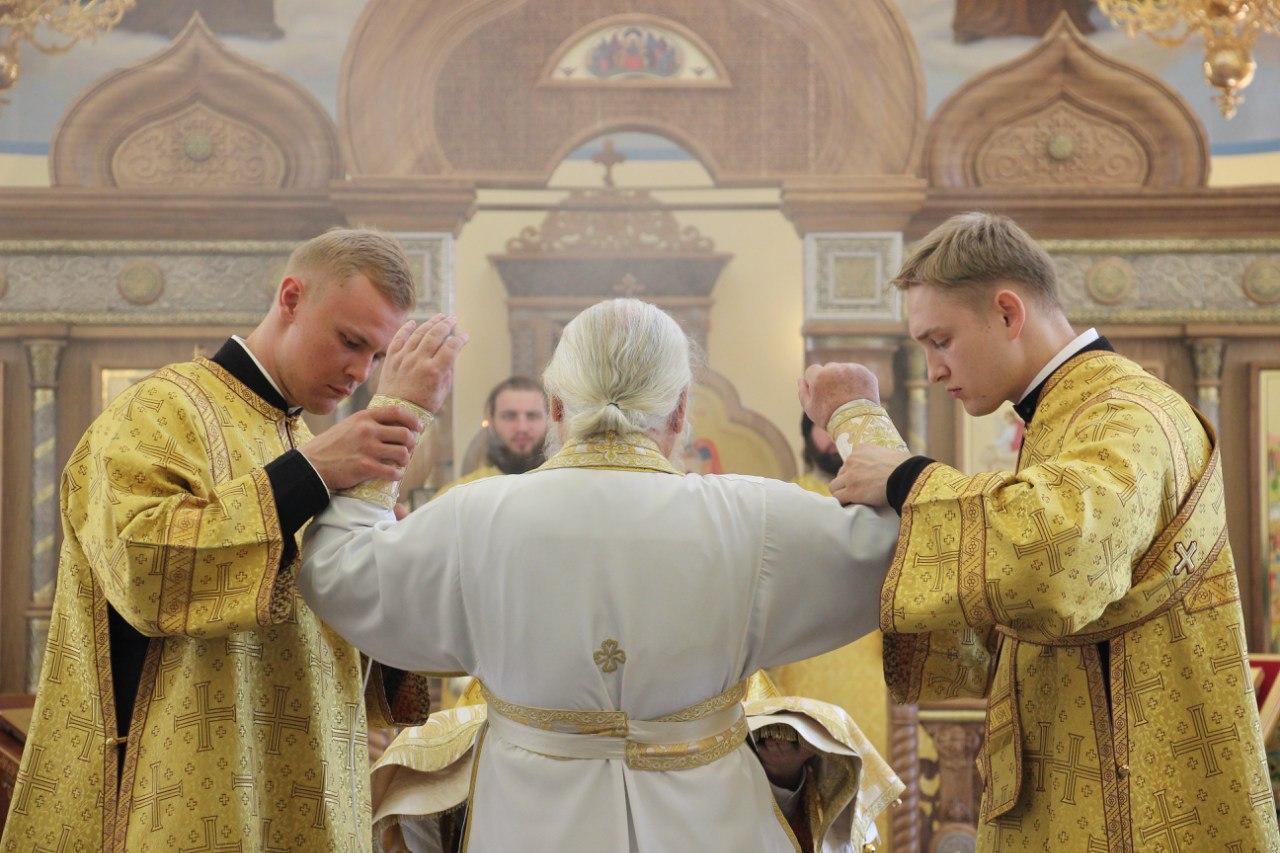 Праздники православия на август
